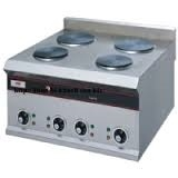 Counter Top Electric 4 Hot-Plate Cooker