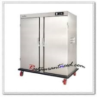 Hot Air Cycling 2-Door Food Warmer Cart