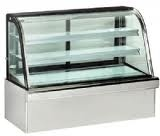 Tabletop 2 Layers Warming/Refrigerated Deli Case